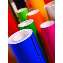 Vinil Adesivo Envelopamento Colorido Alltak 1m X 50cm