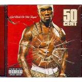 Cd Get Rich Or Die Trying, 50 Cent (discos En Buen Estado)