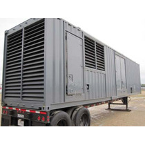 Generador Detroit Diesel 1650 Kw - 5 Disponbles, Renta/venta