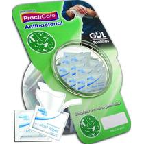 200 Toallitas Húmedas Antibacteriales En Empaque Individual