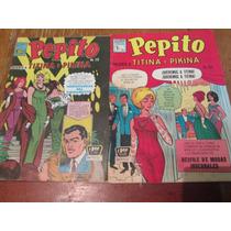 Pepito Titina Y Pikina Comic La Prensa Muñeca Recortable 2x1