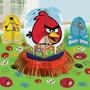 Kit Para Decorar Mesas Angry Birds