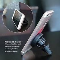 Porta Celular 360 Magnético 2 Placas Andrid Apple Tablet Dhl