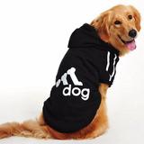 Buso Saco Mascota Adidog Razas Grandes Talla Xxl O 8xl Negro