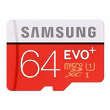 Samsung Micro Sdxc 64gb 80mb/s Sd Sdhc Galaxy S3 S4 Mini S5