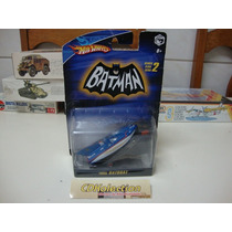 Batman Batlancha Hot Wheels, No Blister Selado Batboat