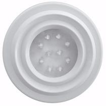 Luminária De Emergência Para Embutir Em Forro Falso