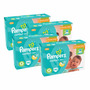 Pañales Pampers Confort Sec Talle G 4 Packs 46 Unidades