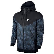 Jaqueta Nike Camuflada Corta Vento