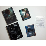 Harry Potter Deathly Hallows Blu Ray Parte1 Edicion Especial