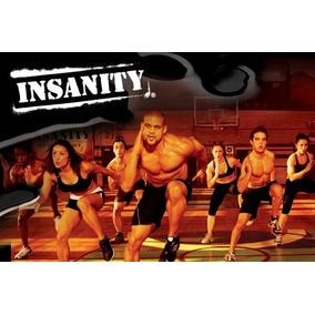 Insanity E Insanity Max 30 En Español Baja De Peso Digital