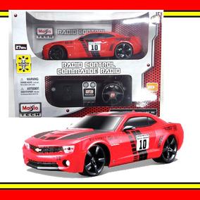 Carrinho Controle Remoto Chevrolet Camaro Maisto Tech 1:24