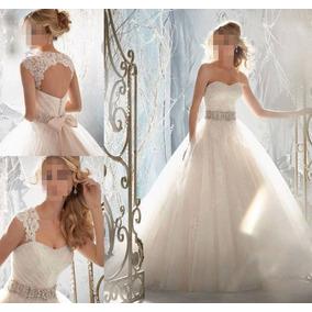 Vestido De Noiva 2 Opções De Uso Casamento Lindo