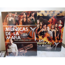 Las Muñecas De La Mafia Paquete Temporada 1 Uno Completa Dvd