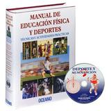 Manual De Educación Física Y Deportes 1vol + Cd-rom Oceano