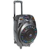 Parlante Multiplicador De Sonido Kioto Amplificador H-10bl