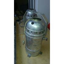 Canhão Par 64 De Alumínio Com Lâmpada Ge