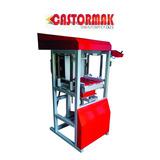 Maquina P/ Fabricar Blocos De Concreto Semi-automatica