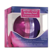 Perfume Fantasy Twist Britney Spears 100ml Duo 100% Original