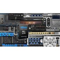 Pacote Plugin Alliance Mixagem Masterização Windows Mac
