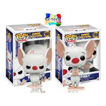 Cerebro Pinky Funko Pop Animaniacs Pinky Y Cerebro Brain Cf