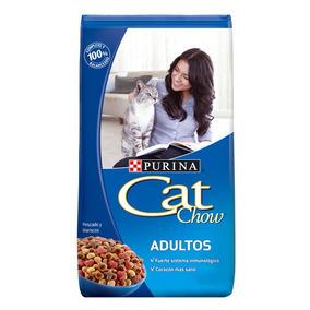 Catchow Purina Adulto - Bulto De 20 Kg