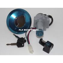 Kit Chave Ignição Xlx 250r Xl 250 ( 3 Peças )