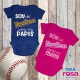 Body Bebé Beisbol Venezolano Magallanes Leones Aguilas Y Más
