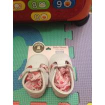 Zapatos Para Bebé Carters Recién Nacido Nuevos