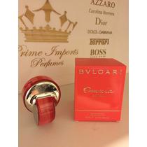 Perfume Bvlgari Omnia Coral 65 Ml - Original E Lacrado -