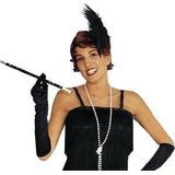 Charleston Tocado Con Cuentas Halloween Costume Accessory