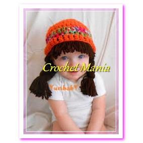 Gorros A Crochet Muñeca Cabbage Patch