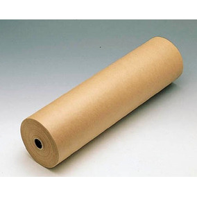 Papel Kraft Pardo Bobina 80 Gr, 80cm X 100mts