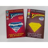 Reino De Los Supermanes Vol.1 Y 2
