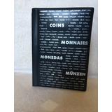Album Para Cartones De Moneda Marca Leuchtturm + Regalo