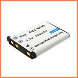 Bateria Li-ion Recargable Np-45 P/camara Fuji Finepix J250