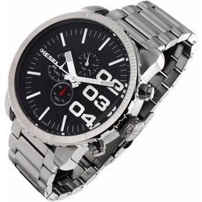 Relógio Masculino Diesel Large Round - Dz4209 ( Nota Fiscal)
