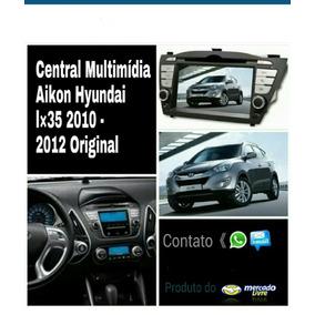 Central Multimidia Hyundai Ix35 2010/2012 Original