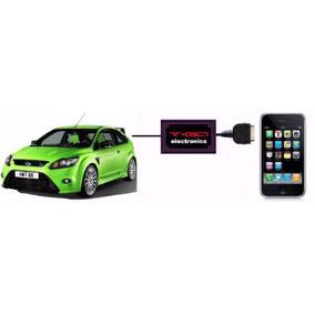 Interface Para Ipod Ford Ka, Focus, Sable, Escape Iphone Aux
