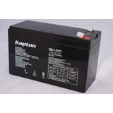 Batería Recargable Carro Electrico Kapton Sb-1207 12v 7a Ndd