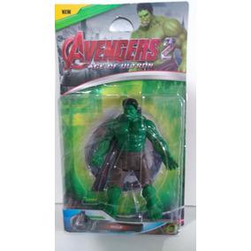 Boneco Hulk Encartelado