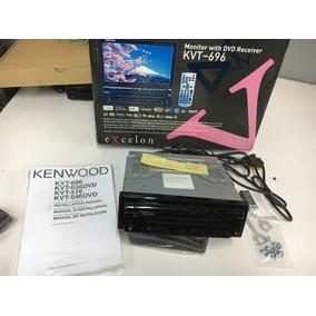 Kenwood Kvt-696 Excelon 1 Din