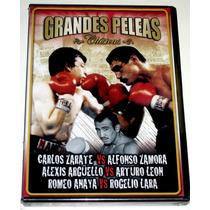 Dvd Grandes Peleas Clasicas Carlos Zarate Vs Alfonso Zamora