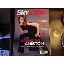 Jennifer Aniston Nicholas Cage Feb 2006 Revista Sky View