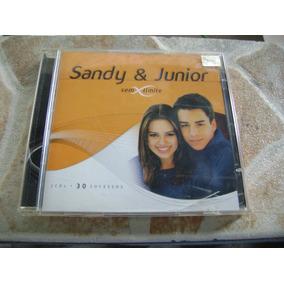 Cd - Sandy E Junior Sem Limite Duplo