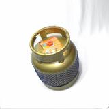 Botijão De Gás 5 Quilos - Cheio - Bujão - Com Garantia