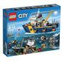 Juguete Lego City Deep Sea Exploradores Exploración Del Ki