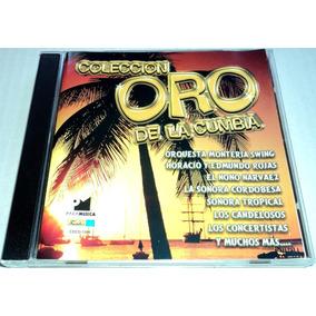 Coleccion Oro De La Cumbia Cd Varios / Discos Fuentes