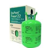 Gás Refrigerante Freon R-22 Dupont 13,62kg - Pronta Entrega