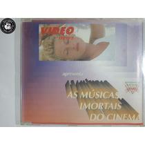 Cd Video News As Musicas Imortais Do Cinema - Lacrado - H2